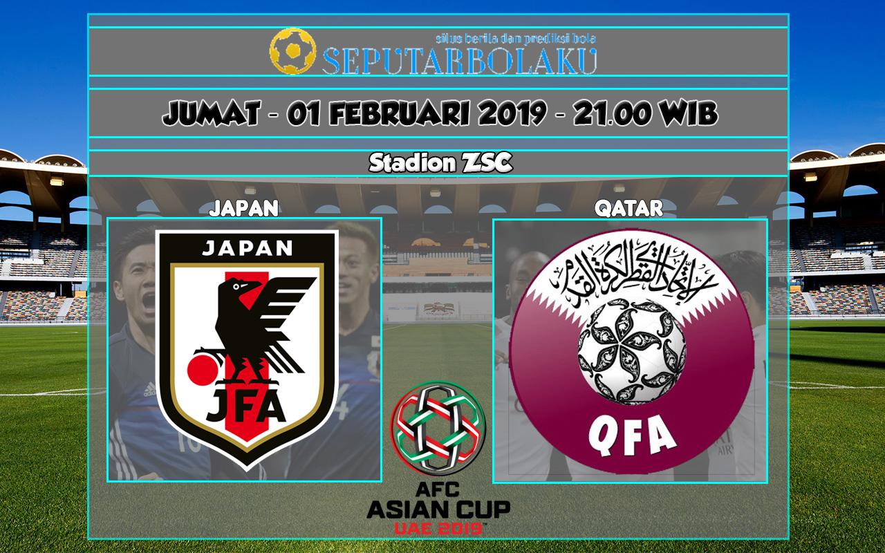 Prediksi Japan vs Qatar